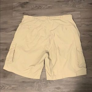 Under armor breathable shorts